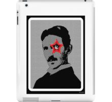 Tesla Rocks! iPad Case/Skin