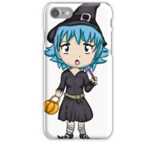 Cute Sassy Witch iPhone Case/Skin