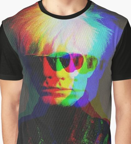 Warhol Graphic T-Shirt
