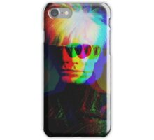 Warhol iPhone Case/Skin
