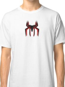 3d spiderman logo Classic T-Shirt