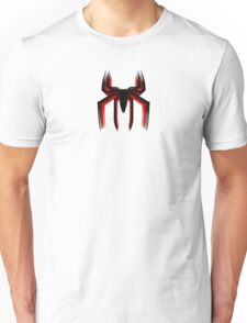 3d spiderman logo Unisex T-Shirt