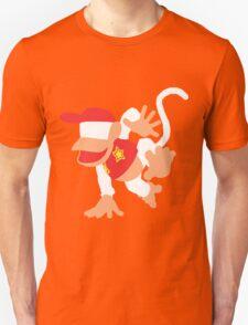 Diddy Kong Vector T-Shirt