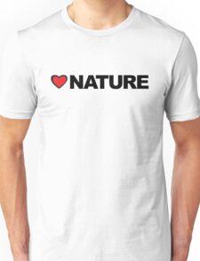 Love Nature Unisex T-Shirt