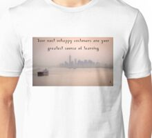 Greatest source of learning Unisex T-Shirt