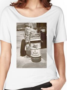 Route 66 Filling Station Women's Relaxed Fit T-Shirt