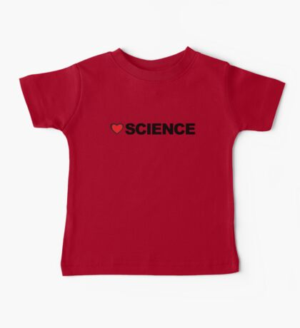 Love Science Baby Tee