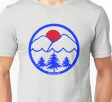 Pacific Northwest  Unisex T-Shirt