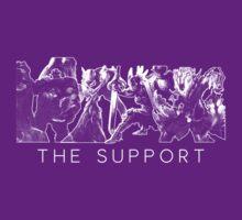 The Support by Werutaasu