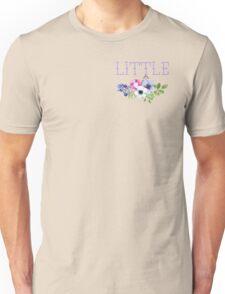 Big/Little/GBig Purple Floral Unisex T-Shirt