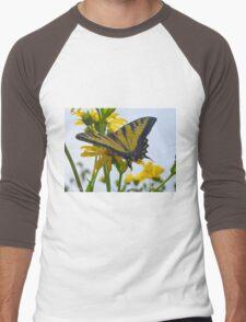 Safe landing Men's Baseball ¾ T-Shirt