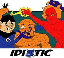 Idiotic 3 by mcbeefy