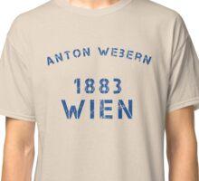 Anton Webern Classic T-Shirt