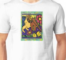 Fantasy Animals the Book Cover Unisex T-Shirt