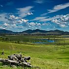 Kilcoy view by Celeste Mookherjee