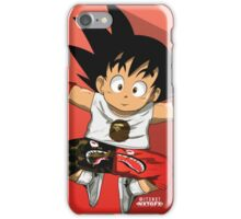 Goku Bape iPhone Case/Skin