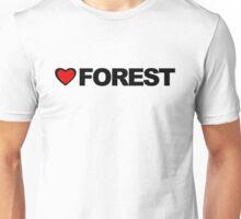 Love Forest Unisex T-Shirt