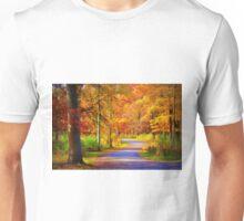 Enveloped in Fall Unisex T-Shirt