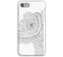 Spiritual Iguana iPhone Case/Skin