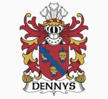 Dennys Coat of Arms (Welsh) by coatsofarms