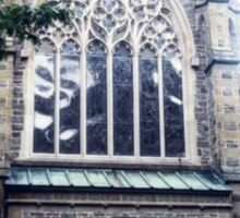 Gothic Cathedral  Sticker