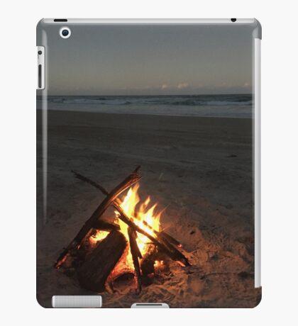 Fire iPad Case/Skin