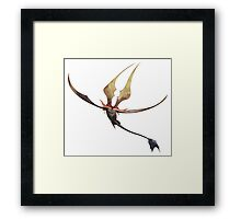 Cloudjumper Framed Print