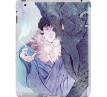 BBC Merlin: A Song From Far Away (cover) iPad Case/Skin