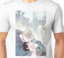 BBC Merlin: A Song From Far Away (alt cover 1) Unisex T-Shirt