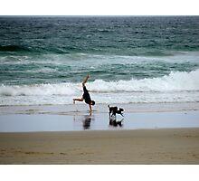 beach snap 5 Photographic Print