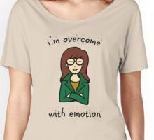 Daria - Quote Women's Relaxed Fit T-Shirt
