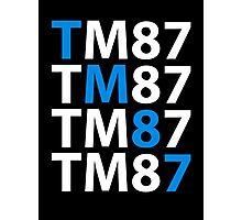 tm87 Photographic Print