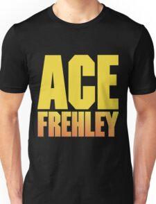 KEMILING08 Ace Frehley Tour 2016 Unisex T-Shirt
