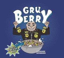 Gru Berry by leidemera