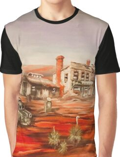 Read Heart of the Outback Graphic T-Shirt