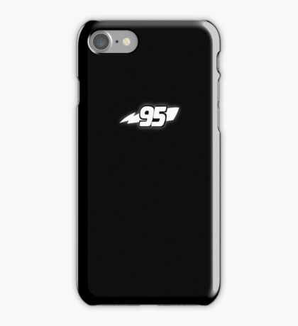 Lighting McQueen  iPhone Case/Skin