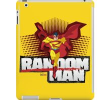 RandomMan! iPad Case/Skin