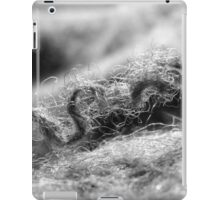 Unraveled Wool Yarn iPad Case/Skin