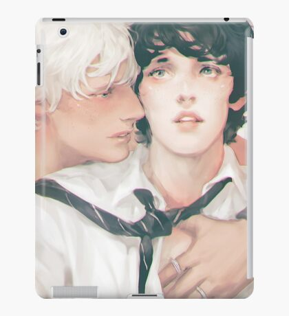 BBC Merlin: Something Unpredictable iPad Case/Skin