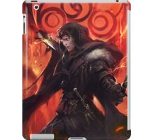 BBC Merlin: The Dragon Rises (Merlin) iPad Case/Skin