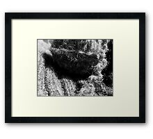 Wool Yarn Framed Print