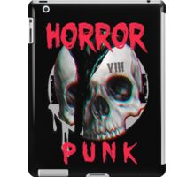 Horror Punk iPad Case/Skin