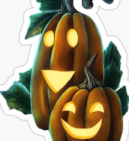 Happy Lanterns Sticker