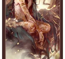 BBC Merlin: The Dragon Rises (World Tree) Sticker