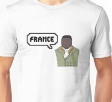8-Bit Hamilton: James Madison Unisex T-Shirt