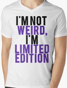 I'm Limited Edition Mens V-Neck T-Shirt