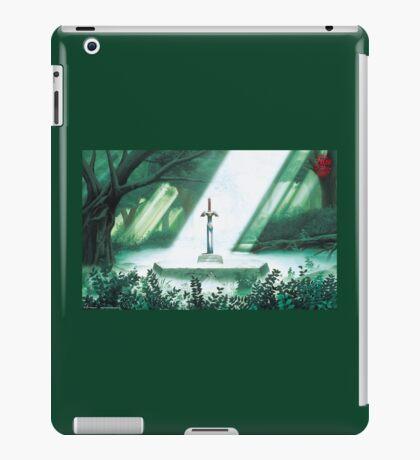 Master Sword iPad Case/Skin