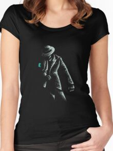 Michael Jackson Smooth Criminal Women's Fitted Scoop T-Shirt