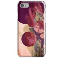 Abstract- Drowning iPhone Case/Skin