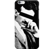 Tesla Censored iPhone Case/Skin